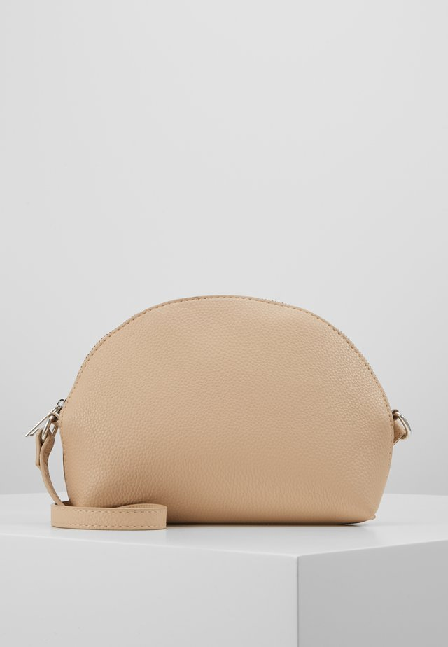 VMANNA CROSS OVER BAG - Sac bandoulière - beige