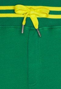Schott - PHIL - Tracksuit bottoms - bresil green/yellow - 2