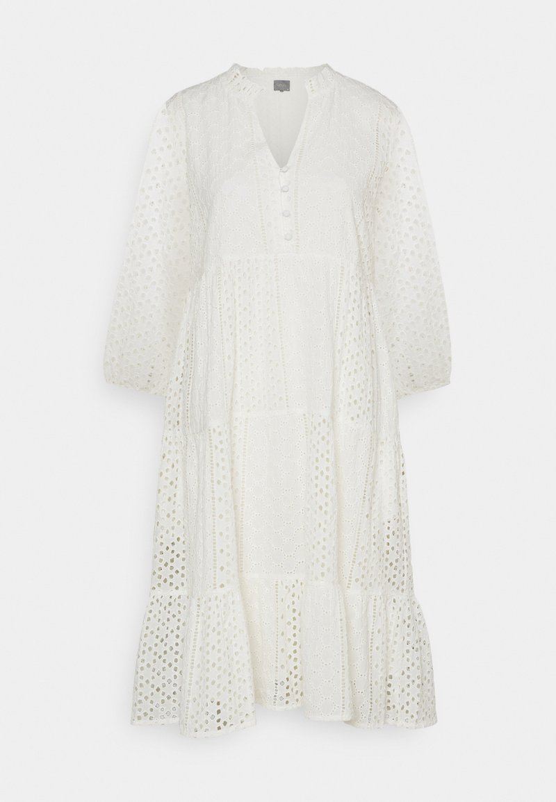 Culture - BEATRIX DRESS - Shirt dress - spring gardenia