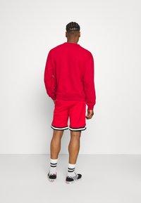 Mennace - COURTSIDE REGULAR - Sweatshirt - red - 2