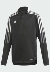 adidas Performance - TIRO 21 TRAININGSOBERTEIL - Chaqueta de entrenamiento - black - 2