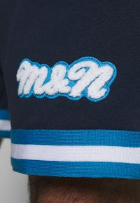 Mitchell & Ness - OWN BRAND WARM UPS  - Sports shorts - navy - 5
