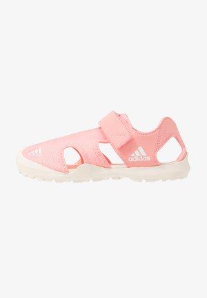 TERREX CAPTAIN TOEY UNISEX - Walking sandals - glow pink/core white