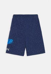 Jordan - JUMPMAN SPECKLE - Sports shorts - blue void - 1
