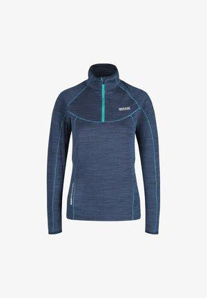 YONDER POWERSTRETCH  - Sports shirt - navy