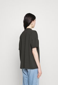 Abrand Jeans - A OVERSIZED VINTAGE TEE - T-shirts med print - black fade - 2