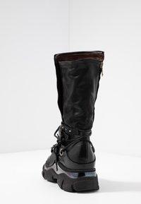 A.S.98 - Platform boots - nero - 5