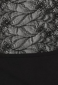 Pieces - PCNANLA CROPPED 2 PACK - Top - black - 3
