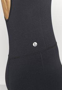 Cotton On Body - LIFESTYLE SEAMLESS YOGA ONESIE - Gym suit - black - 4