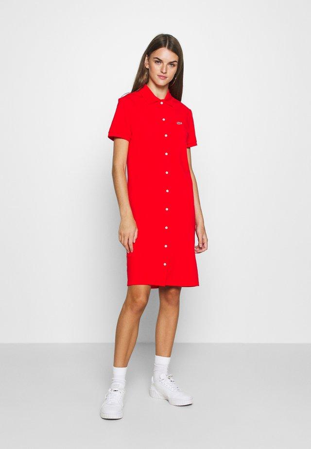 Denní šaty - corrida
