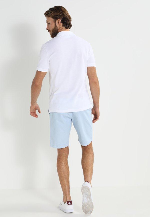 Lacoste Koszulka polo - white/biały Odzież Męska QZOO