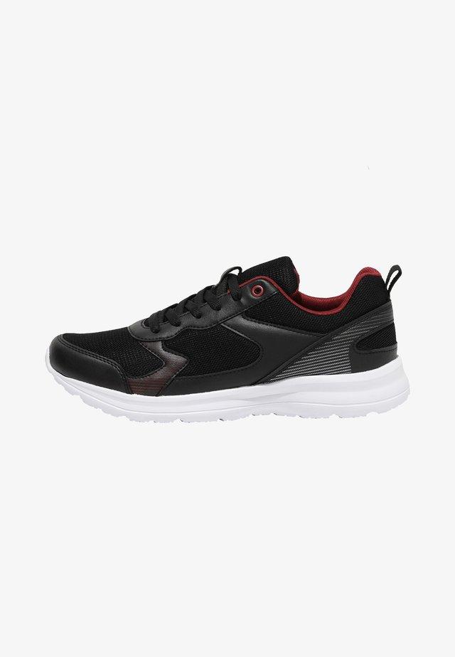 Sneakers laag - black