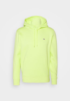 REGULAR HOODIE - Sweat à capuche - faded lime