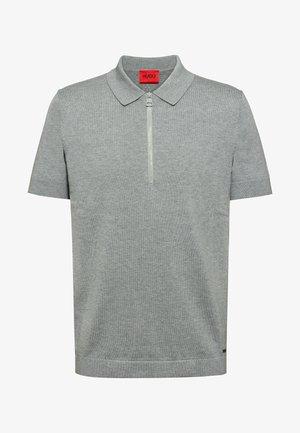 SHOLONO - Polo shirt - silver