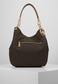 MICHAEL Michael Kors - LILLIE CHAIN TOTE  - Shopping bags - acorn - 2