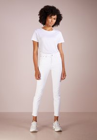 J.CREW - Slim fit jeans - white - 1