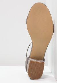 Steve Madden - IRENEE - Sandals - grey - 5