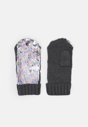 FLIP - Mittens - grey heather