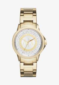 Armani Exchange - Klokke - gold-coloured - 1