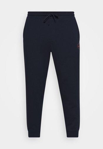 JJIGORDON JJSHARK - Tracksuit bottoms - navy blazer