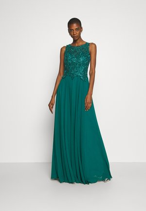 Occasion wear - emerald grün