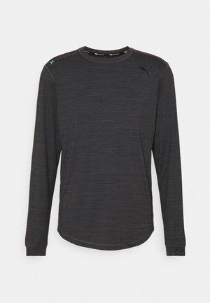 CLOUDSPUN - Sports shirt - dark gray heather