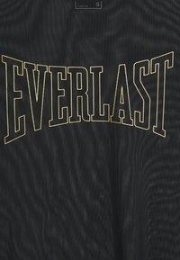 Everlast - TOPAZE - Print T-shirt - black - 2