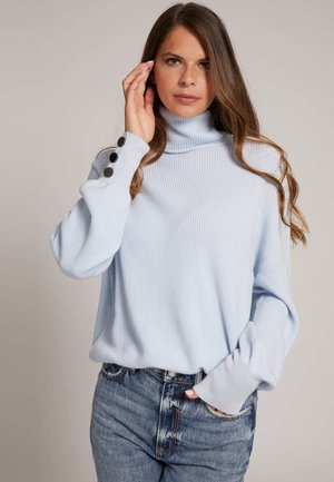 Pullover - himmelblau