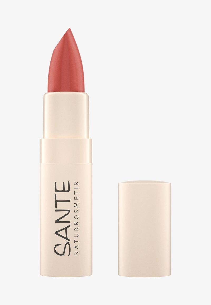 Sante - MOISTURE LIPSTICK - Rouge à lèvres - 01 rose pink