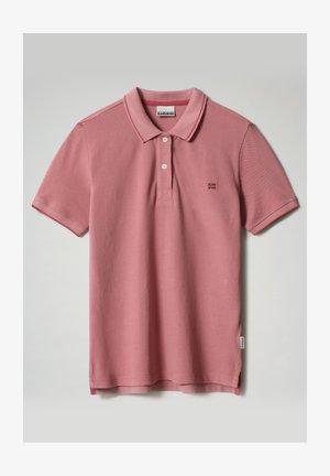EALIS - Polo shirt - mesa rose