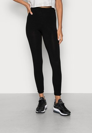 YASWOOLA - Leggings - Trousers - black