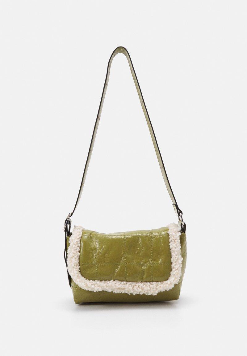 Topshop - SHOULDLER - Across body bag - olive