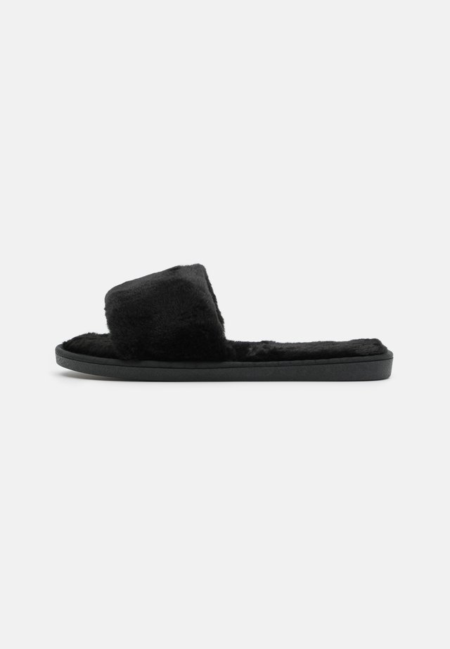 ISLA - Pantoffels - black
