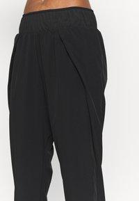 adidas Performance - DANCE PANT - Träningsbyxor - black - 7