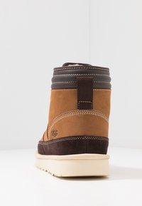 UGG - HIGHLAND SPORT - Lace-up ankle boots - chestnut - 3