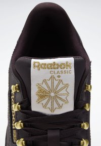 Reebok Classic - CLASSIC LEATHER SHOES - Trainers - red - 11