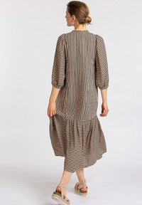 JUST FEMALE - Day dress - brown - 1