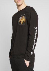 Nominal - ROME TEE - Långärmad tröja - black - 3