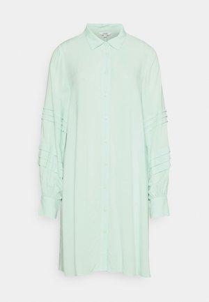 MARYANN - Shirt dress - moonlight jade