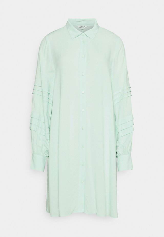 MARYANN - Shirt dress - moonlight jade