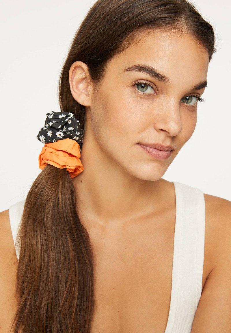 OYSHO - DITSY 2 PACK - Accessoires cheveux - black