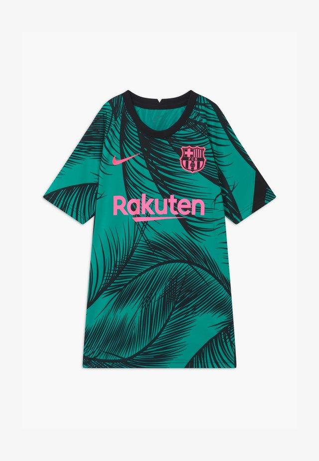 FC BARCELONA UNISEX - Fanartikel - new green/black/pink beam