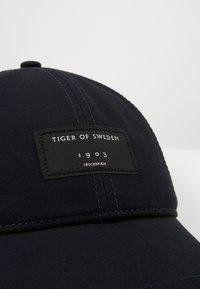 Tiger of Sweden - HENT - Cap - light ink - 4