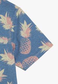 Jack & Jones Junior - JORFUNK TEE CREW NECK - Print T-shirt - ensign blue - 3