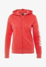 Zip-up hoodie - glored