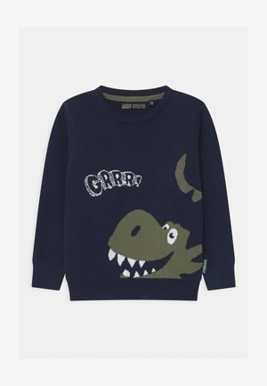 BOYS - Sweter - dark blue