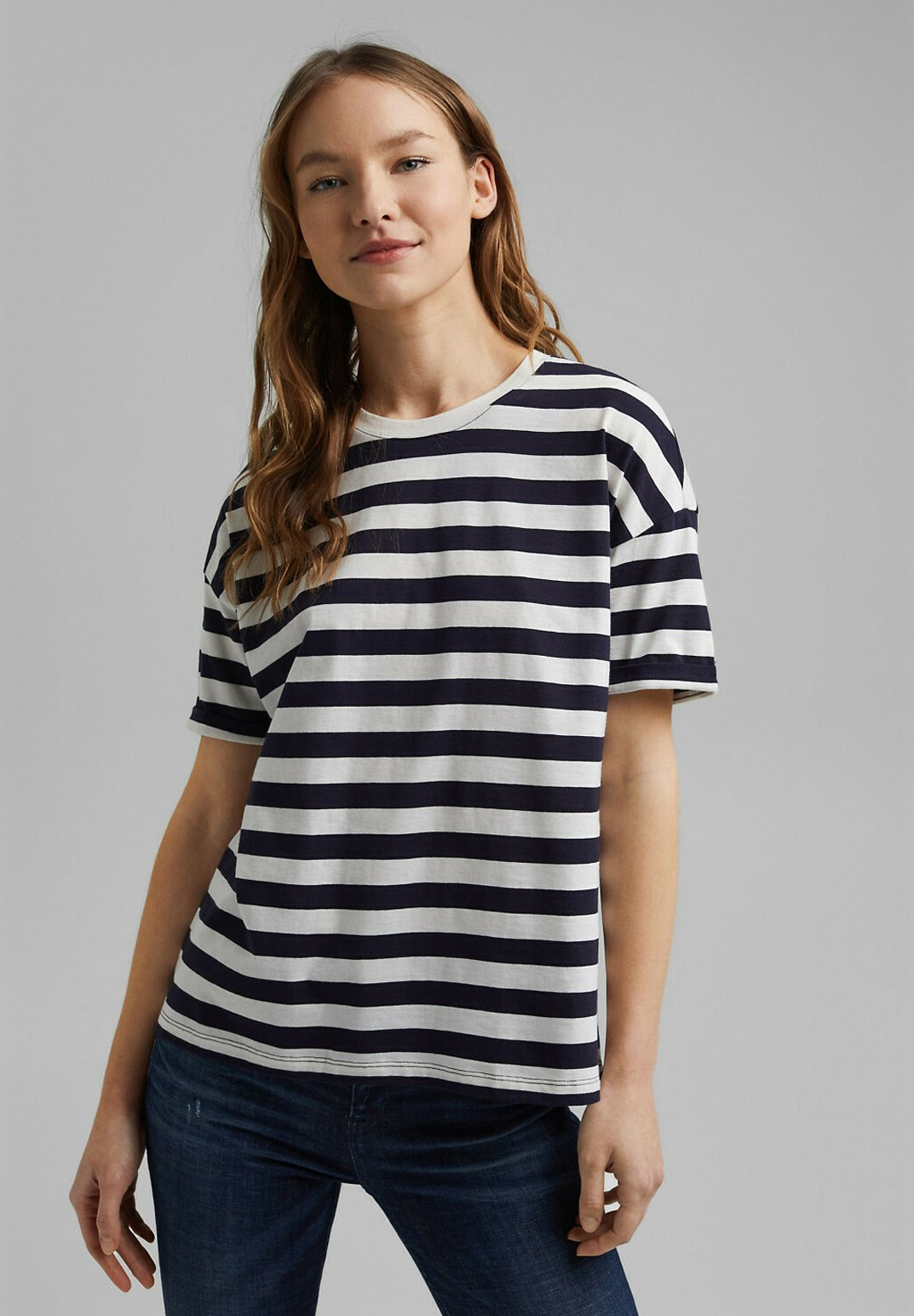 Damen GESTREIFTES - T-Shirt print