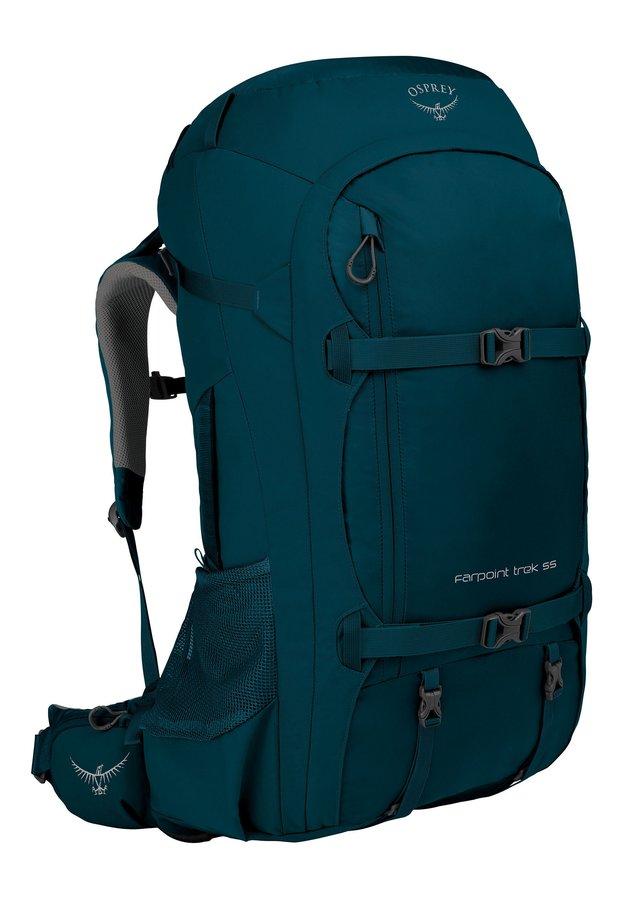 FARPOINT TREK 55 - Mochila de trekking - petrol blue