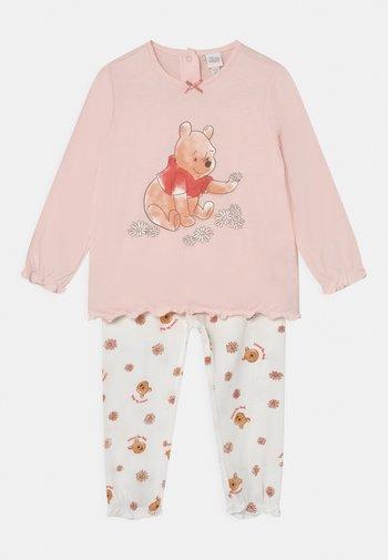 LONG GIRL WINNIE - Pyjama set - veiled rose