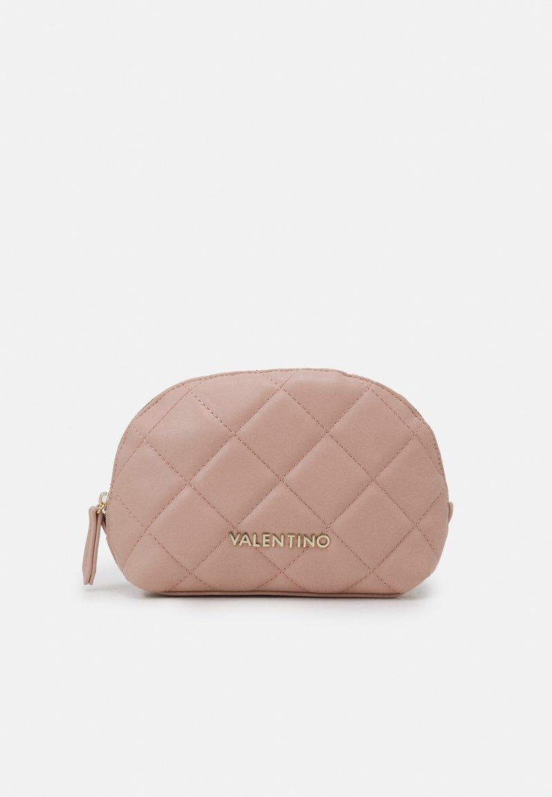 Valentino Bags - OCARINA - Wash bag - cipria